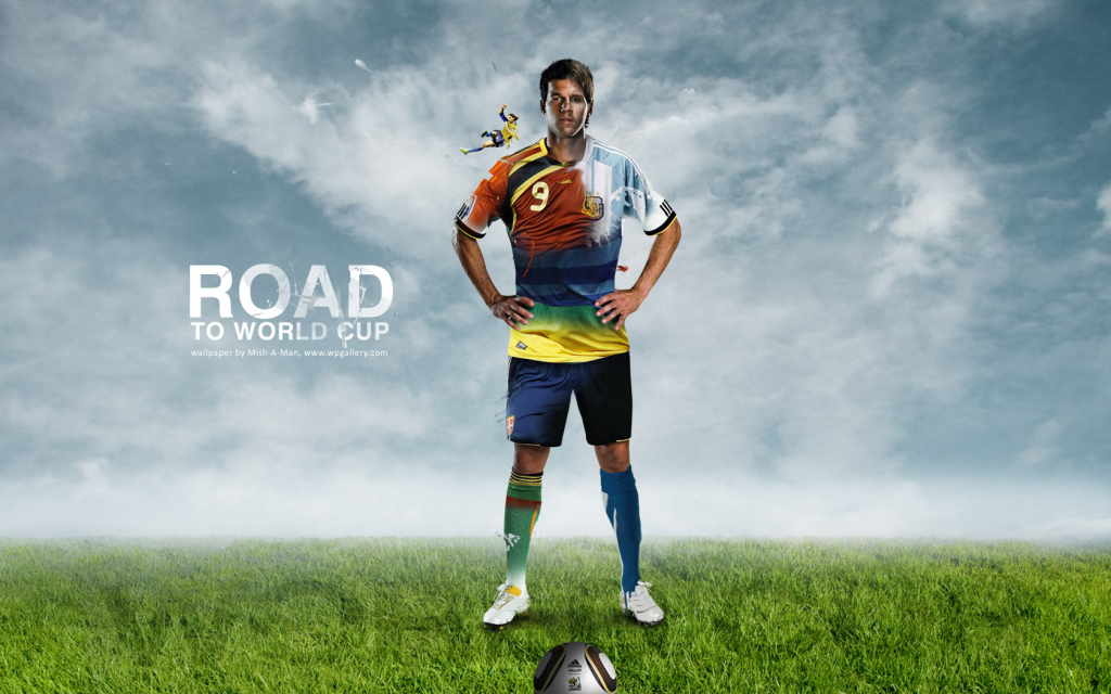 Road to World Cup for 1024 x 640 widescreen resolution