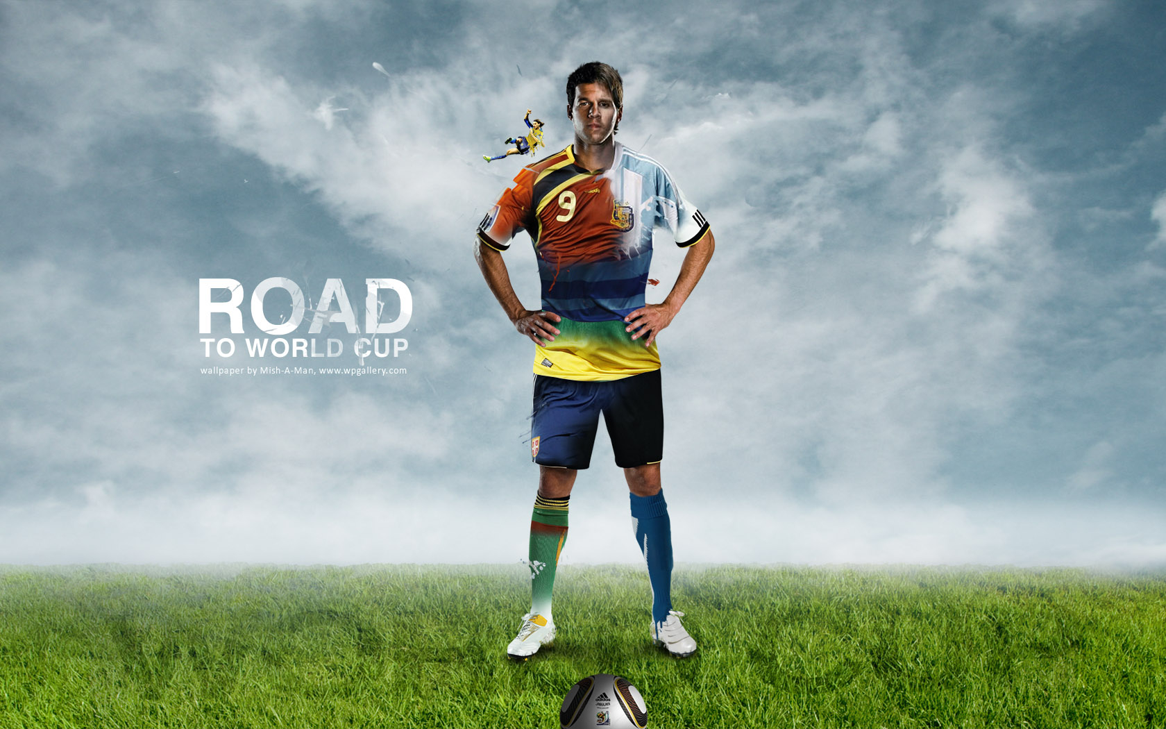 Road to World Cup by Mish-A-Man