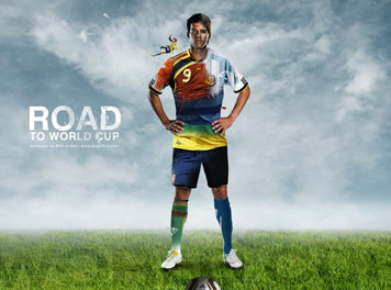 Road to World Cup Wallpaper