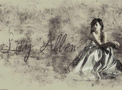 Lily Allen by Mish-A-Man