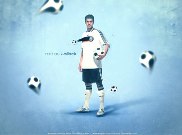 Michael Ballack Wallpaper