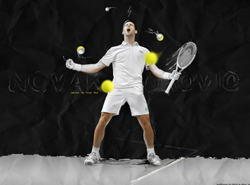 Novak Djokovic Wallpaper