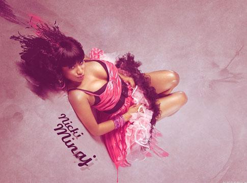 Nicki Minaj by Mish-A-Man