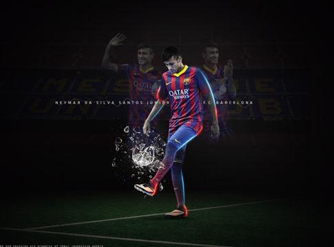 Neymar Jr. by J1897