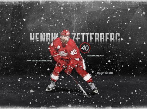 Henrik Zetterberg by J1897