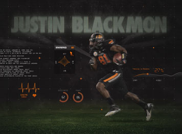 Justin Blackmon Wallpaper