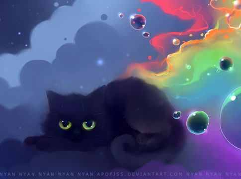 Nyan Realm by Apofiss